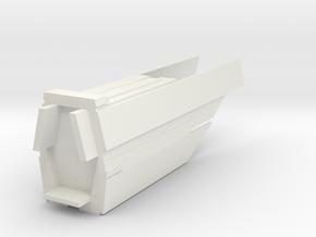 LoGH Alliance Patroklos 1:3000 (Part 3/3) in White Natural Versatile Plastic
