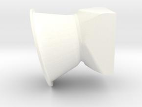 1/64 50'' Barn exhaust Fan  in White Processed Versatile Plastic