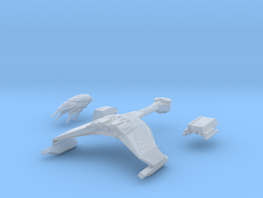 Tiny Pack: 4 Ships in Smoothest Fine Detail Plastic