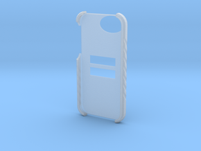 Equal Iphone 5 & 5S Case in Smooth Fine Detail Plastic