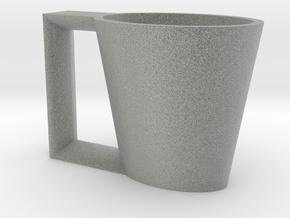 Demitazzi2STL in Metallic Plastic