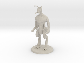 Ant Warrior (no weapon) in Natural Sandstone
