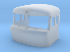 T478.1003 - 1007 CAB in Smoothest Fine Detail Plastic: 1:87 - HO