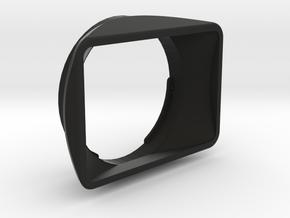 Zeiss 25mm / 28mm Hood in Black Natural Versatile Plastic