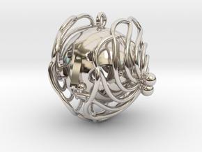 princess pendant in Platinum