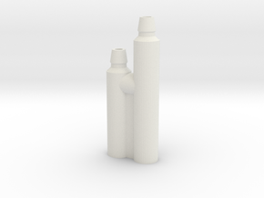 Venturi - 3Dponics Drip Hydroponics System in White Natural Versatile Plastic
