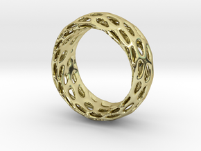 Trous Ring Size 4 in 18k Gold