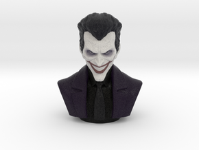 The Joker in Full Color Sandstone