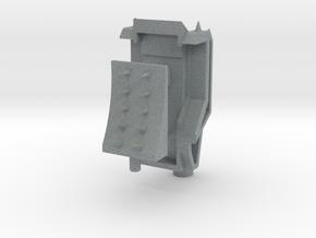 Customatron - Leader Haides - Backpack Kit in Polished Metallic Plastic