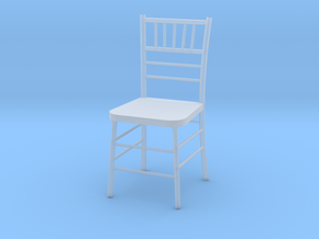 Chiavari Chair 1:48 in Smooth Fine Detail Plastic