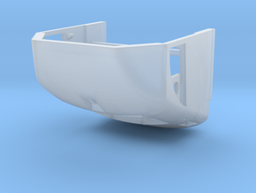Steuerwagen Kopf v5 in Smooth Fine Detail Plastic