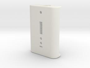 SX Mini Dual V2 (J chip, Temp control)  in White Natural Versatile Plastic