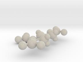 Nitroglycerin in Natural Sandstone