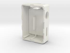 MARK V v4 Body in White Natural Versatile Plastic