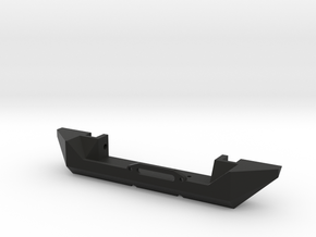 JK Simple Winch Bumper - Gelände 2 in Black Strong & Flexible