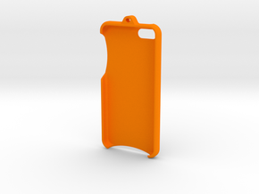 iPhone 5 - LoopCase in Orange Strong & Flexible Polished