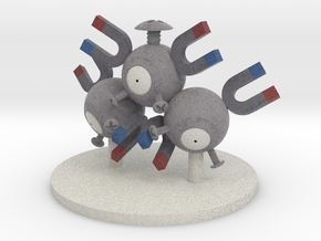 Magneton in Full Color Sandstone