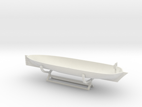 7 Provincien Keel 1/350 in White Strong & Flexible