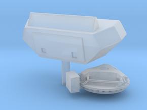 1/96 scale Smart-S Radar in Smooth Fine Detail Plastic
