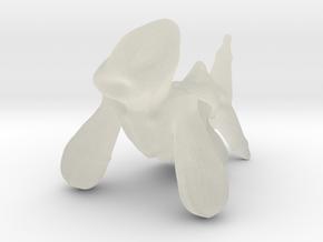 3DApp1-1432901428675 in Transparent Acrylic