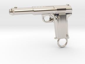 Astra gun in Platinum