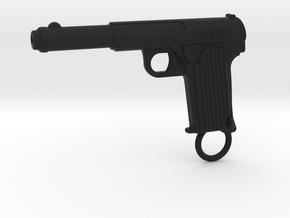 Astra gun in Black Natural Versatile Plastic