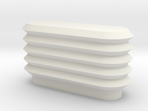 air box compatible mb sk 1/14 part 3/3 in White Natural Versatile Plastic