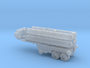 S-400 (SA-21) missiles (stowed) 6mm in Smooth Fine Detail Plastic