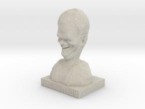 Sips – PLATINUM BOY statue in Natural Sandstone