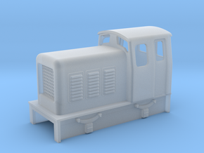 009 chunky diesel loco  in Smoothest Fine Detail Plastic