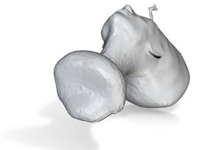 18066 in White Natural Versatile Plastic