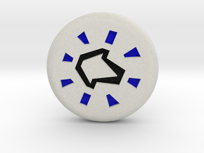 Runescape: Body Rune in Full Color Sandstone