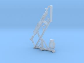 1/16 SPM-16-003 m240L 7.62mm machine gun in Smooth Fine Detail Plastic
