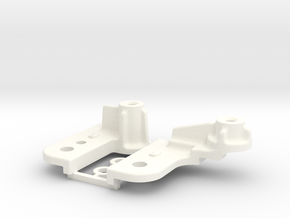 NESRGB PCB Standoff for NES 2 Top Loader in White Processed Versatile Plastic