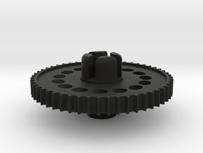 LaTrax 50-Tooth Spur Gear (Rally/Teton) in Black Natural Versatile Plastic