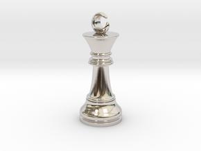 Single Chess King Moon Big / Timur Prince Ferz Viz in Platinum