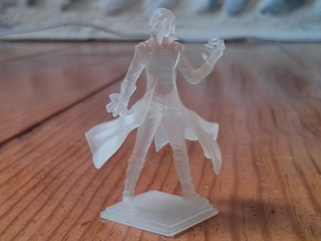 Sorcerer  in Frosted Extreme Detail