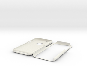 IPhone 6 Basic Case in White Strong & Flexible