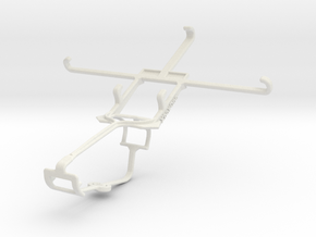 Controller mount for Xbox One & vivo X3S in White Natural Versatile Plastic