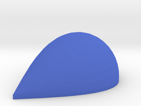 Cascade Badge - Pokemon Badges Kanto in Blue Processed Versatile Plastic