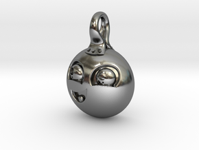 Cute in Polished Silver