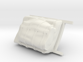 M11B-Storage Bags in White Natural Versatile Plastic
