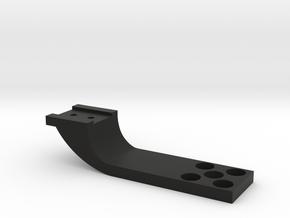 FY-G3 Bracket for 2 Axis Gimbal in Black Natural Versatile Plastic