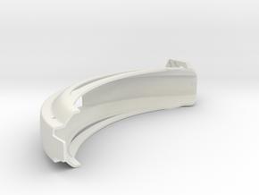 e-Twow Sparepart 01 in White Natural Versatile Plastic