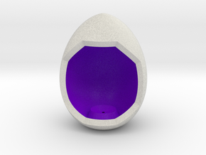 LuminOrb 2.3 - Egg Stand in Full Color Sandstone