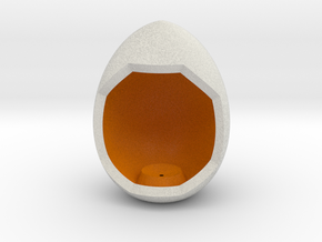 LuminOrb 1.4 - Egg Stand in Full Color Sandstone