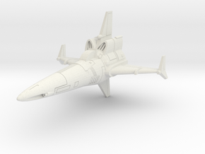 CSR-V12 Corsair in White Strong & Flexible