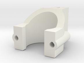 Ormerod 549 in White Natural Versatile Plastic