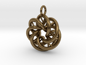 Mobius-03 in Natural Bronze