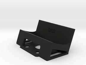 GoPro holder for ZMR250 (20 degree) in Black Strong & Flexible